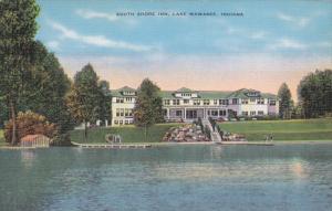 LAKE WAWASEE, Indiana, 1900-1910's; South Shore Inn