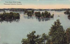 View From Echo Lodge, Thousand Islands, Ontario, Canada, 1900-1910s