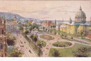 MONTREAL , Quebec, Canada, 00-10s ; Dominion Square : TUCK