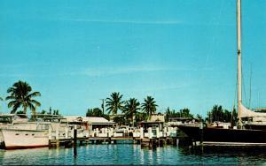 Florida Pompano Beach Lighthouse Point Yacht Basin