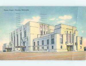 Linen BUILDING Omaha Nebraska NE ho1674