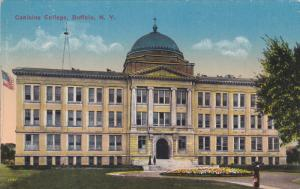 Canisius College , BUFFALO , New York , 00-10s