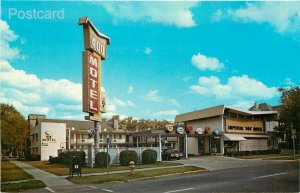 MT, Great Falls, Montana, Imperial 400 Motel