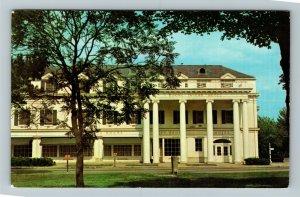 Berea KY-Kentucky, Boone Tavern Hotel, Chrome Postcard