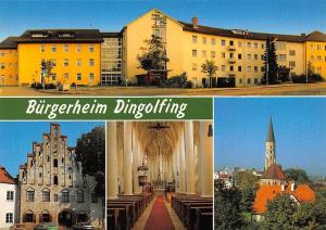 Burgerheim Dingolfing Kirche Interior view Church Eglise Auto Cars