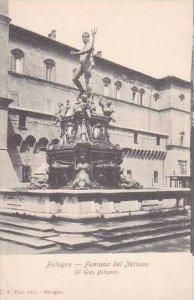 Italy Bologna Fontana del Nettuno