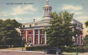 New Jersey Plainfield City Hall