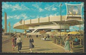 New York, New York - Bell Telephone Pavilion - World's Fair - [NY-364]