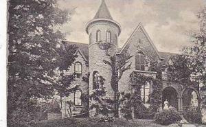 Ohio Delaware Lyons Art Hall Ohio Wesleyan University Albertype