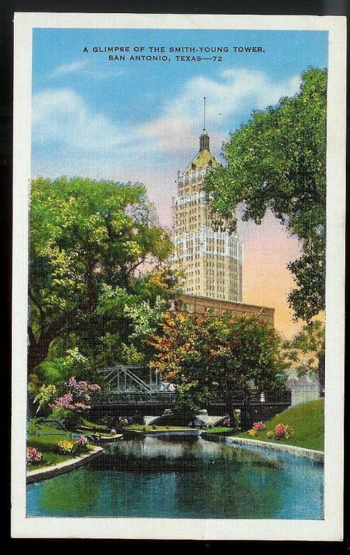 Smith-Young Tower San Antonio Texas used c1936