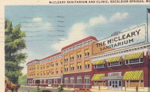 Missouri Excelsior Springs McCleary Sanitarium and Clinic