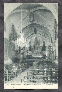 5266 - FRANCE Draguignan 1910s Church Interior