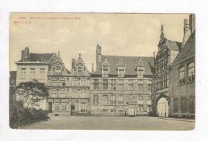 La Petite Conciergerie, Rebatie En 1633, Ypres (Ieper), West Flanders, Belgiu...