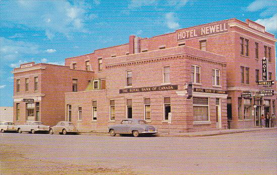 CanadaNewell Hotel & Royal Bank Of Canada Brooks Alberta
