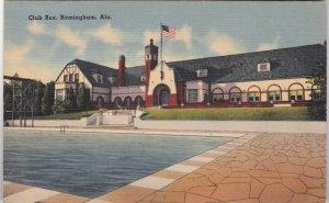 Alabama Birmingham Club Rex With Swimming Pool sk2836