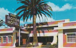 California Santa Maria Palms Motor Hotel
