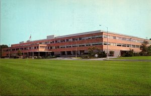 Connecticut Groton Charles Pfizer & Company Medical Research Laboratories