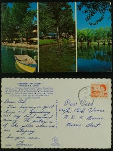 Lakeshore Inn Resort- Winfield BC 1970