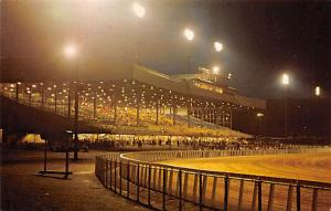Monticello Race Track, Monticello, NY USA Horse Racing Old Vintage Antique Po...