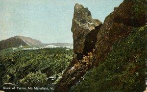 VT - Mt Mansfield, Rock of Terror