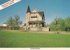 Canada Calgary The Prince House Heritage Park