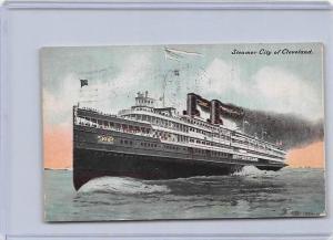 5033  Steamer City of Cleveland