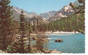 US    PC3988 BEAR LAKE, ROCKY MOUNTAIN NATIONAL PARK, COLORADO