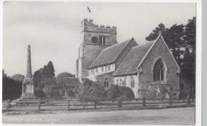 Sussex; Rusper Church PPC, Unpoosted, c 1960's