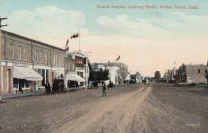 INDIAN HEAD , Saskatchewan , Canada , 00-10s ; Grand Ave. , South