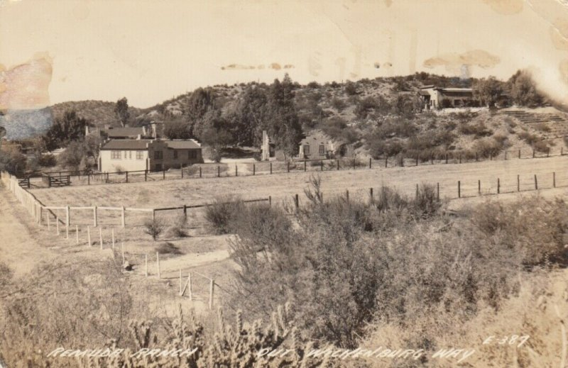RP, WICKENBURG , Arizona, 30-50s ; Remuda Ranch