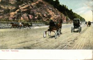 NY - New York City. Speedway, 1910