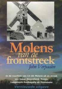 HEUVELLAND, Mesen, Belgium, 1950-1960's; Mills From The Elm Region