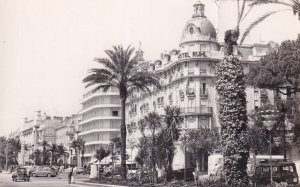 RP; NICE, Provence-Alpes-Cote D'Azur, France, 1930s; La Promenade Des Anglais...
