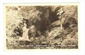 RP, St. Philip Benizi, Sanctuary Of Our Sorrowful Mother, Portland, Oregon, 1...