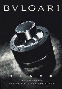 BVLGARI Black Fragrance For Men & Women
