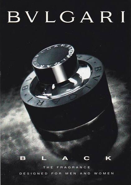 BVLGARI Black Fragrance For Men & Women