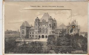 TORONTO , Ontario , 1908 ; Parliament ; Pop-out Views