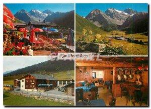 Modern Postcard Im Bergführer Sertig Davos