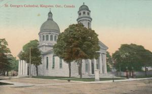 KINGSTON , Canada , 1911 ; St George's Cathedral