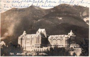 Banff Springs Hotel,Banff,Alberta,Canada BIN