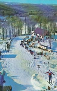 Canada Ski Jump Tournament Camp Fortune Ottawa Ontario