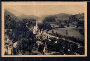 La Basilique du Chateau Fort,Lourdes,France BIN