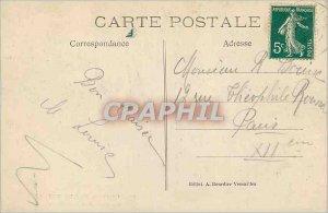 Old Postcard Chateau de Chantilly Battles Gallery