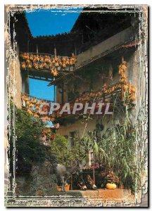 Modern Postcard Carona Ticino Lago Maggiore