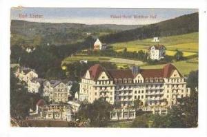 Palast-Hotel Wettiner Hof, Bad Elster, Germany, 00-10s