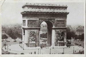 France Paris Arc de Triomphe 01.21