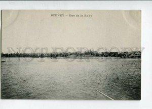3144686 AUSTRALIA SYDNEY vue de la Rade Vintage postcard