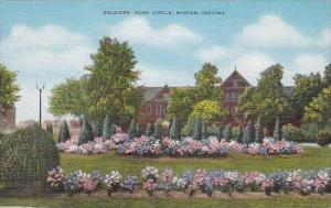 Indiana Marion Soldiers Home Circle