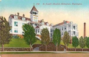 D/B St. Joseph's Hospital Bellingham Washington WA