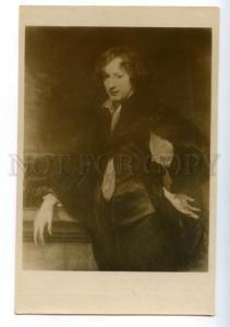 137404 Self-Portrait van DYCK Baroque PAINTER Artist Vintage